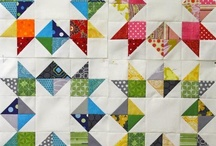 Quilter's annonymous / A giant collection of quilts, quilt-speration, techniques and awesome / by Erin Myone