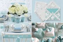 Tiffany & Co. Baby Shower / Tiffany & Co. inspired baby shower for my little princess Noelle / by Jessica Lopez