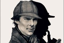 I Am Sherlocked / Come at once, if convenient. If not, come anyway. Could be dangerous. -SH  / by Ciara Frazer