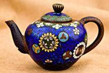 Tea time / the art of taking tea