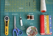 Sew Smart / Sewing information and tutorials / by Evelyn Cox