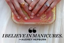 Style Quotes / Fashionable words of wisdom we're loving.