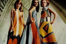Groovy Sixties / fashion and styles of '60