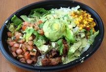 Healthy Fast Food Options / Don't be afraid to go out and eat, here are some healthy options! / by IdealShape