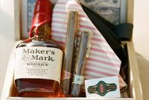 Gift Ideas for Any Occasion / This board features awesome gift ideas not only for a cigar lover but for people who like booze, or cooking, or something else. Whether it's a groomsmen gift, or a Christmas or birthday present, these gift ideas will be sure to make somebody happy.
