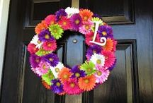 wreaths for every occasion / by Ashleigh Richter