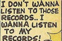 Vinyl Me Baby! / by Brittney Kochlin