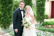 My Garden Party Wedding / Our May 31, 2014, garden party wedding featured in the Spring 2015 issue of Martha Stewart Weddings