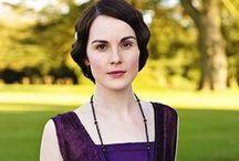 Lady Mary Crawley / by Heidi @ My Beautiful Mess