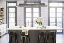 Kitchen Design / Kitchen inspiration and design for a modern home