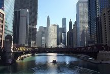 Favorite Places in Chicago / My favorite places to dine and visit in Chicago