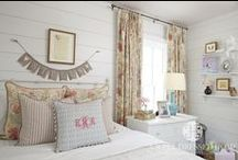 G is for Girls Bedrooms