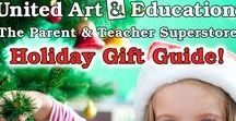 Unique, Educational Christmas Gifts! / Educational gift ideas & unique toys for all ages - babies to adults!