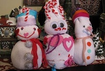 Winter Crafts for Kids / by Candace Lindemann - Naturally Educational