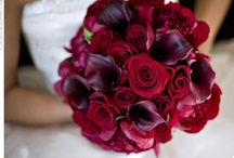 Wedding Inspiration / A Rose Wedding: Yes I'm already married. No Pinterest didn't exist when I was planning my wedding. Maybe someone else could be inspired by these ideas.