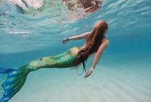 Water Fantasy / Cool water thingies
