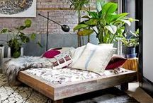 Home decor: Living & Bedroom