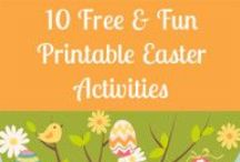 Easter Free Kits Easters Ideas Pinterest CraftBliss / by CraftBliss