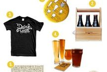 Beer Gifts / Cool gifts for the beer lover in your life