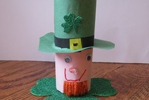 St. Patrick's Day Crafts / by Candace Lindemann - Naturally Educational