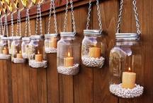 mason jars / by Nikki Gruber