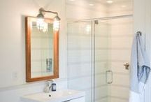 Bathroom / Unique and stylish bathrooms featuring barn lighting. / by Barn Light Electric Co.