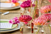 Flora / Great ideas for decorating with flowers
