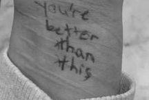 How i honestly feel </3 / by Tanya Sorensen