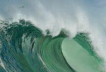 Majestic Waves / Ocean Surf / by Irene Gramlich