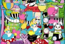 Alice In Wonderland Bliss / by CraftBliss