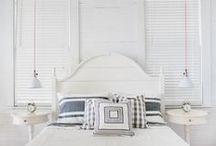 Bedroom / Beautiful bedroom spaces to inspire sweet dreams. / by Barn Light Electric Co.