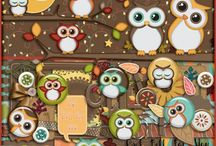 Owl Bliss / by CraftBliss