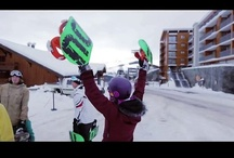 Snow / by Stick Your Trick ® .