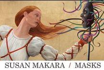 Susan Makara: Masks | 2012