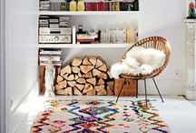Interior Spaces / by Grace Johnson
