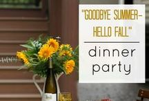 Hostess With the Mostess / For party, hospitality, and other entertaining ideas.