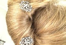 Hair Styles and Hair Accessories / Make every day a good hair day with Lilla Rose!  The amazing flexi-clip holds all hair types from fine, slippery hair to thick, coarse, long hair.  http://www.lillarose.biz/yestheyareallours
