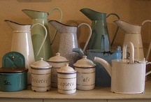 Pitchers, watering cans and more