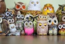 Owls  / by Liz R.