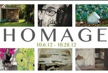 Homage: Past Influences | 2012