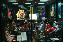 International Doll Display celebrating United Nations Day / Several employees of West Valley College shared their doll collections with us during the month of October to celebrate United Nations Day.