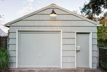 Garages / by Barn Light Electric Co.