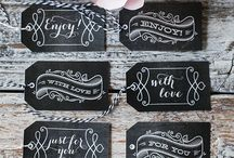 Printables & Fonts / by Christie Renner