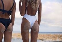 Fashion: Swimwear & Lingerie / Bikinis, Swimwear, Swimsuits, Beachwear & Lingerie Inspiration