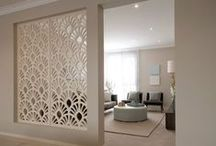 Home decor: Partition walls / Screens, Space walls, Curtains, Separators, Partition walls, Room dividers, Airflakes, Térfalak, Fényfalak, Térelválasztók, Térelválasztás