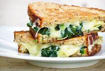 Make Me a Sammich! / I like cheese...