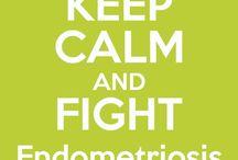 Endo Life / Food, exercise & drug free alternatives to combat endometriosis. / by Megan Fargason