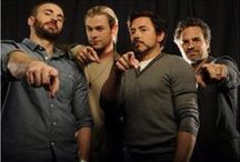 Avengers Assemble / by Jennifer Rapp