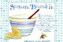 susan branch •*¨*•☆.。.•* / by eileensideways