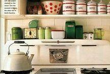 kitchen decor / by eileensideways